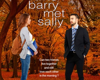 Printed Custom When Harry Met Sally A3 A2 Valentine's Poster Print