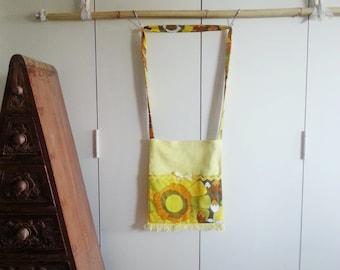 Bag - Tote Bag - Upcycled Bag - Festival Bag