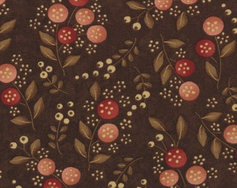 Late Bloomers by Sandy Gervais (17626-15) Quilting Fabric by the 1/2 Yard