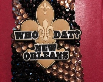Who Dat Phone case