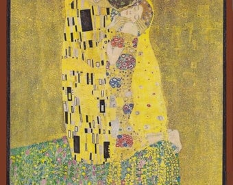 The Kiss (Klimt).FREE SHIPPING
