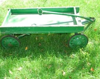 National flyer wagon vintage