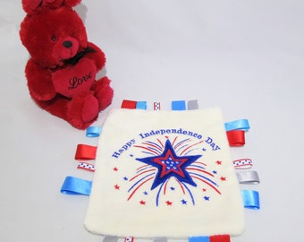 "Doudou ""Happy Independence Day"""