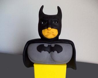 Superhero cake Etsy