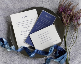 Engraved Wedding Suite