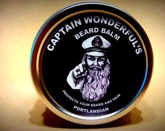 Womderful's - Portlandia Beard Balm