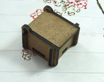 1.2inch x 1.2 inch puzzle box