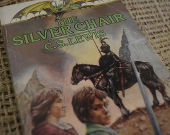 The silver Chair. C.S. Lewis. Paperback