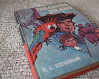 Treasure Island. Robert Louis Stevenson. Bancroft Classics Book. 1973