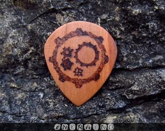 Custom GUITAR PICKS PERSONALIZED/Guitar pick/Personalized guitar pick/Guitar pick custom/Wooden guitar pick/Wooden picks/Gift/Plectrums