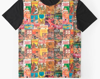 Vintage Gay Erotica Shirt