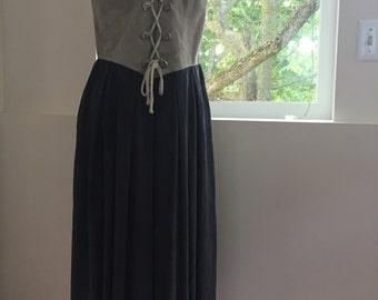 Austrian made dirndl dress size 42 EU