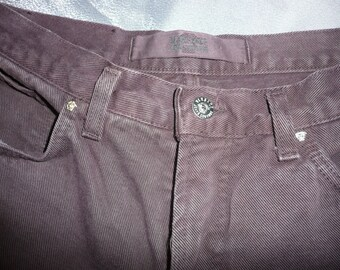 80s Versace  Jeans Couture pants trousers  Made in Italy