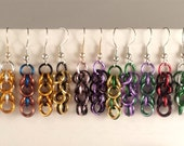 Dangle Earrings - Choose Your Colors