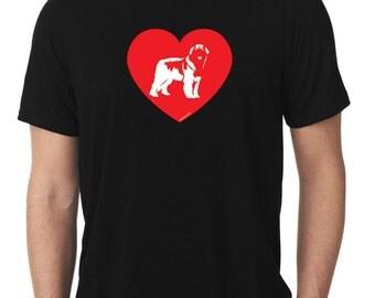 Love Leonberger T-Shirt leo T905