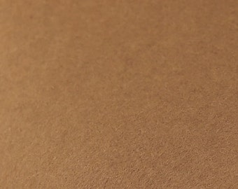 "Latte 100% Merino Felt Sheet 8"" x 12"""