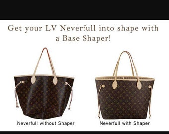 Louis Vuitton Neverfull base shaper