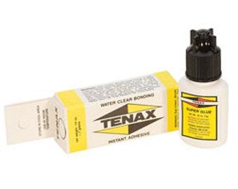 Tenax Instant Adhesive, 1/4 Fluid Ounces   GLU-207.00