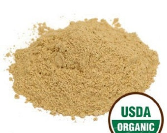 Licorice Root POWDER for Tea, Tincture, Soap, Lotion, all Herbal Preparations