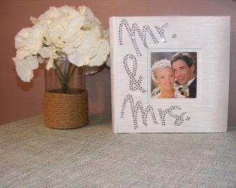 Mr & Mrs Photo Album