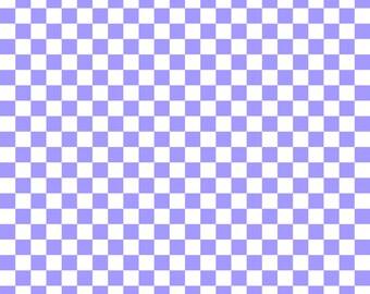 Slate Blue Checkered Cardstock Paper
