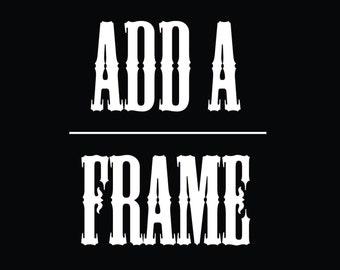 Framed Art, Framed wall decor, framed wall art, Get your poster Framed. Framing for Prints 4x6, 5x7, 8x10, Framed art print, Black white