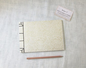 Sketch - the creative - bound Japanese - pouch