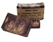 Exfoliating Soap, Patchouli Soap, Poppy Soap, Masculine Soap, Patchouli Soap Bar, Vegan Soap Bar, Natural Soap Bar, Exfoliating Soap Bar