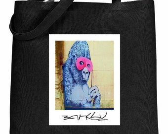 Banksy - Tote Bag - Oz