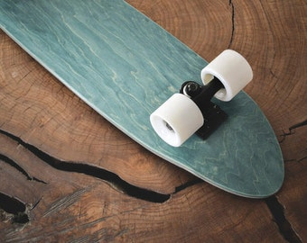 Skateboard wooden Cruiser Rollholz
