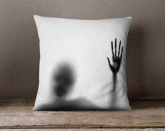 Game of Thrones Pillow   White Walkers - Throw Pillow Cover   14x14   16x16   18x18   20x20   26x26  