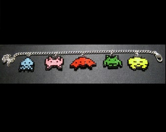 Space Invaders Bracelet