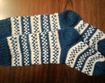 Baby long wool socks