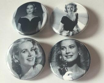 Grace Kelly pin pack