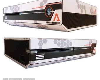 XBOX ONE Sticker Skin Kit - TITANFALL Armour Variant - Exclusive Design - MK2