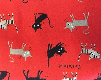 CoCoLand Cats By Oxford Fabrics