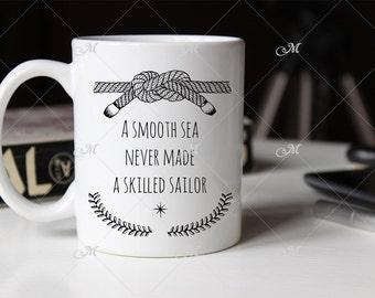 White Mug Mockup. For him. PSD + JPG