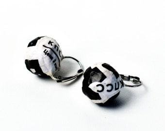 PRAVDA earrings