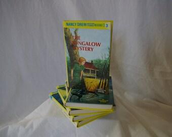 Nancy Drew Mysteries Book 3: The Bungalow Mystery