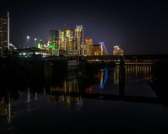 Austin, Tx. Skyline