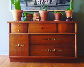 Atomic Dresser Buffet, 7 drawers