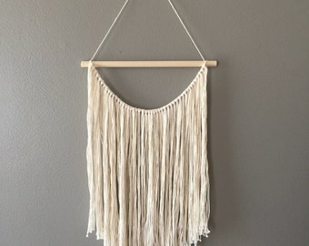 Cream Wall Hanging