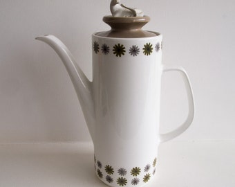 Vintage Studio Meakin coffee pot