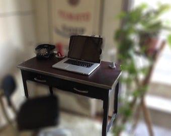 Solid Steel Desk