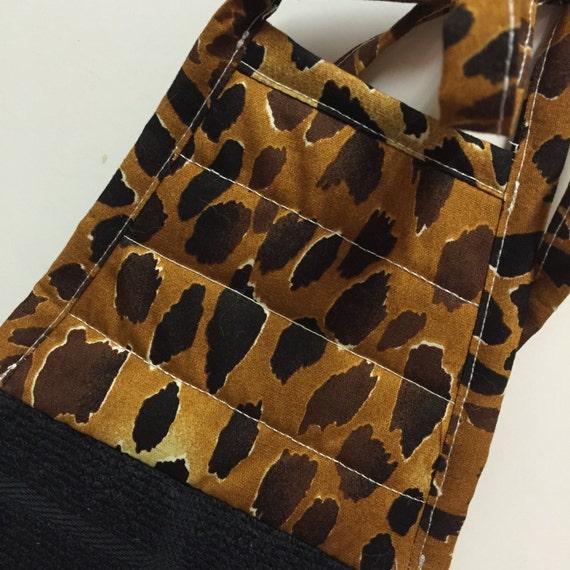 Leopard Kitchen Towelanimal Print Towelleopard Dish