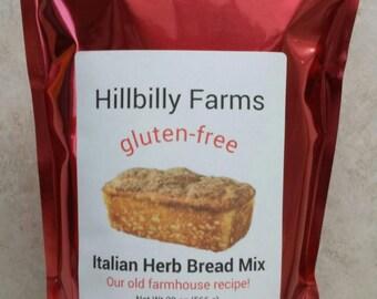 Italian Herb Gluten-free Bread Mix