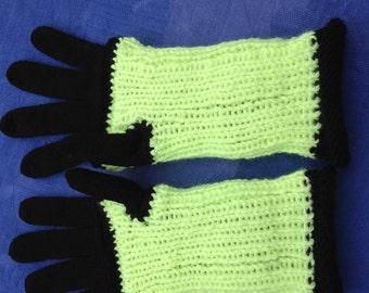 Hand warmers, arm warmers, gloves, wrist warmers