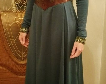 Celtic Princess Dress