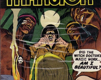 75% SALE DC Comics 1973 Forbidden Tales of Dark Mansion Comic Book Vintage Comic Book DC Comic Book Forbidden Tales of Dark Mansion Vol 1 #9
