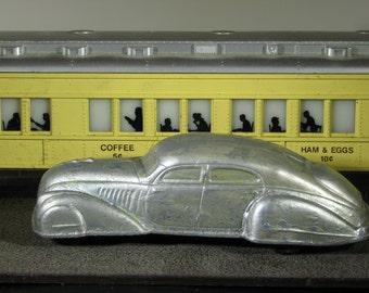 Sun Rubber Co. 1936 Teardrop Sedan....CA32